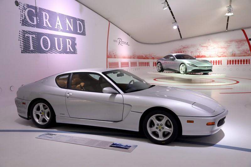 Museu Enzo Ferrari - Modena, Itália: pode ser visto neste link: https://bit.ly/2Uwavxi - Foto: Divulgação - Foto: Divulgação/Rota de Férias/ND