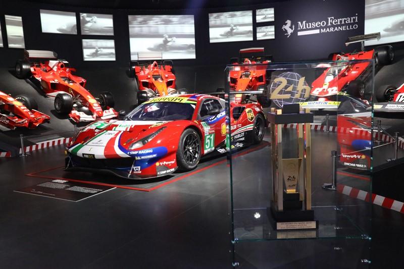 Museu Ferrari - Maranello, Itália: pode ser visto neste link: https://bit.ly/33PSwq0 - Foto: Divulgação - Foto: Divulgação/Rota de Férias/ND