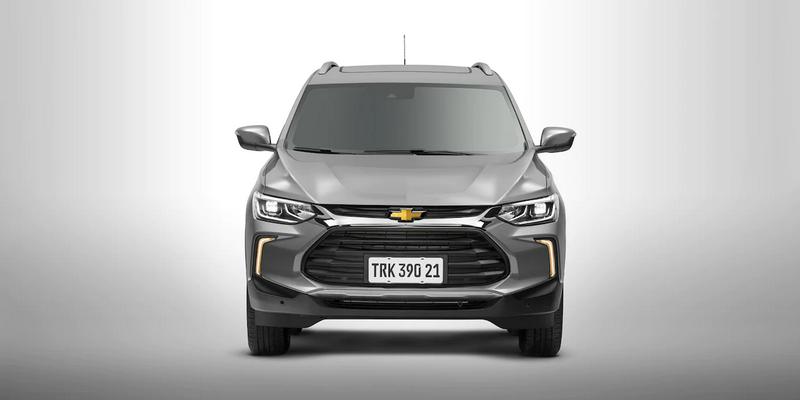 Chevrolet apresenta o novo Tracker - Foto: Divulgação - Foto: Divulgação/Garagem 360/ND