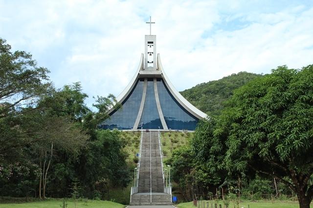 Visitação ao Santuário deve retomar as atividades – Foto: Divulgação