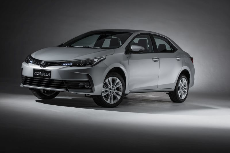 Mais anunciados em 2019 - Toyota Corolla - Divulgação - Divulgação /Garagem 360/ND