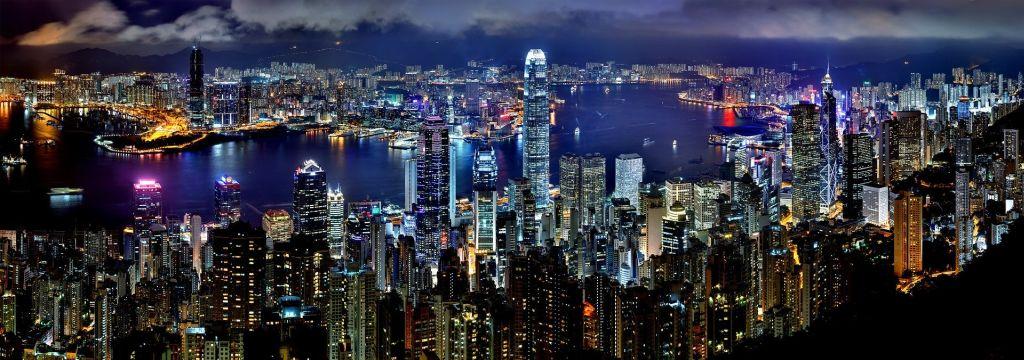 1. Hong Kong, Hong Kong, China - Pixabay - Pixabay /Rota de Férias/ND