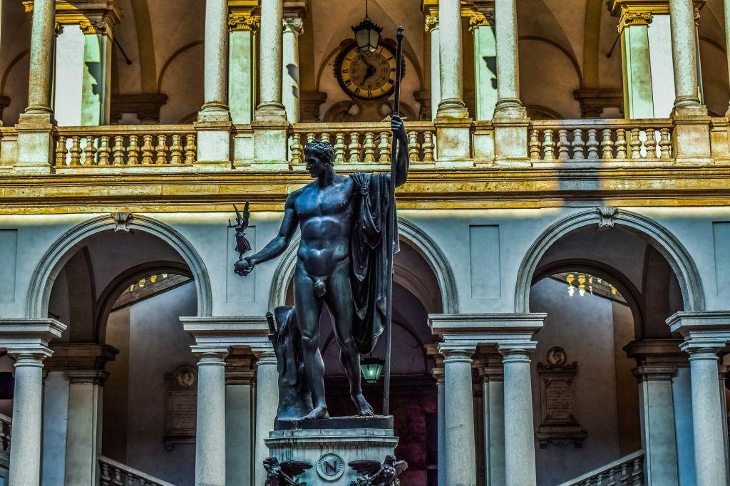 Pinacoteca di Brera, Milão - https://pinacotecabrera.org/en/ - Pixabay - Pixabay /Rota de Férias/ND