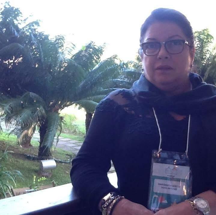 Professora aposentada, Mariângela Leão da Silva Antunes, de 63 anos, morreu no dia 11 de abril, no Hospital Santa Isabel, em Blumenau. Ela era moradora de Indaial e começou apresentar sintomas da doença no dia 21 de março. Sete dias depois, ela teve complicações no Estado de Saúde e foi encaminhada ao hospital. Confira a reportagem completa: https://bit.ly/2K7jYqe - Arquivo Pessoal/Facebook/ND