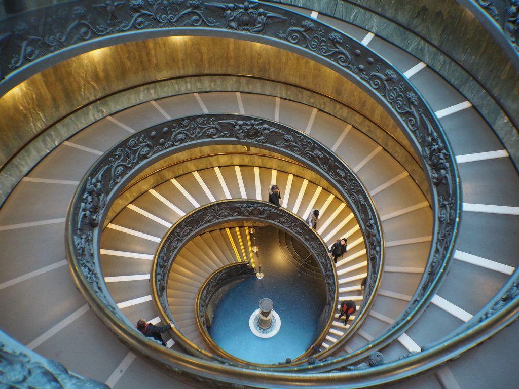Musei Vaticani, Roma - http://www.museivaticani.va/content/museivaticani/en.html - Pixabay - Pixabay /Rota de Férias/ND