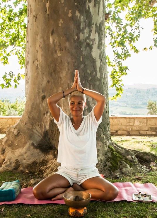 Aula de ioga suave e coaching para desacelerar a vida (https://bit.ly/2VeNbG9) – Preço: a partir de R$ 88 por pessoa - Crédito: Divulgação/33Giga/ND