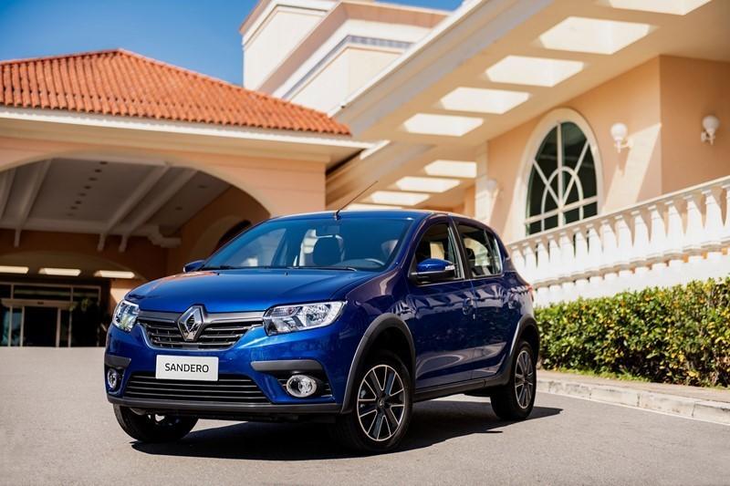 16. Renault Sandero – 3.303 unidades - Foto: Divulgação - Foto: Divulgação/Garagem 360/ND