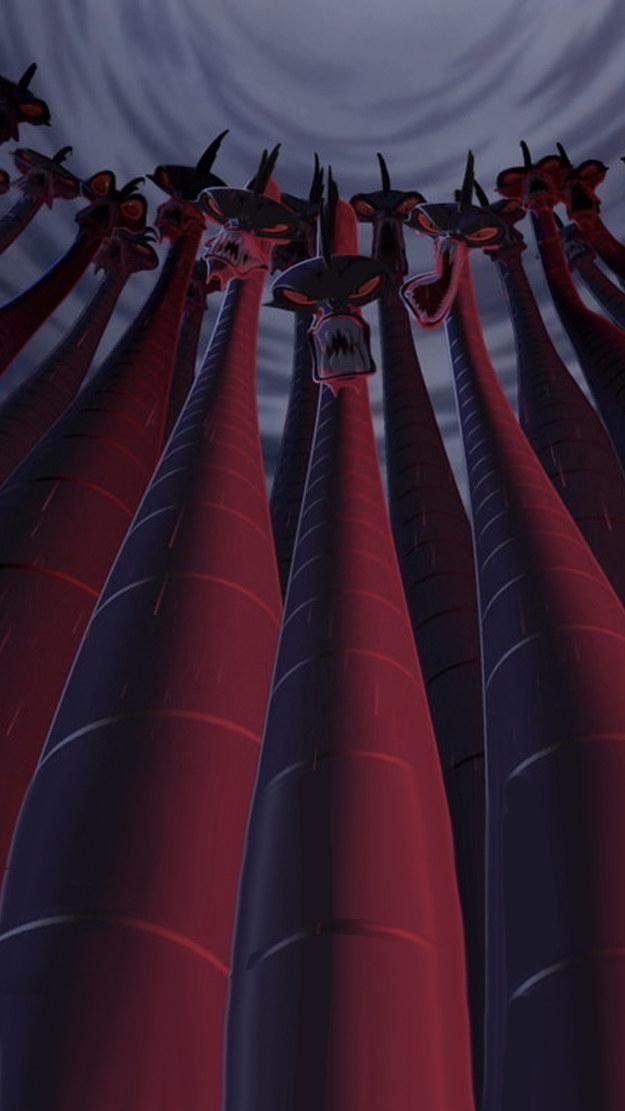 Hércules (1997) - Crédito: Disney Screencaps/33Giga/ND
