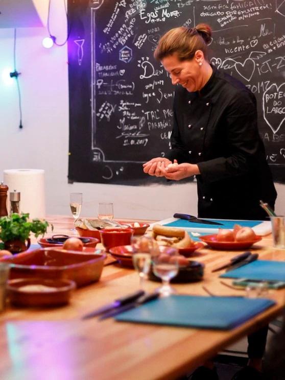 Tapas portuguesas com dois chefs (https://bit.ly/2XFqOef) – Preço: a partir de R$ 88 por pessoa - Crédito: Divulgação/33Giga/ND