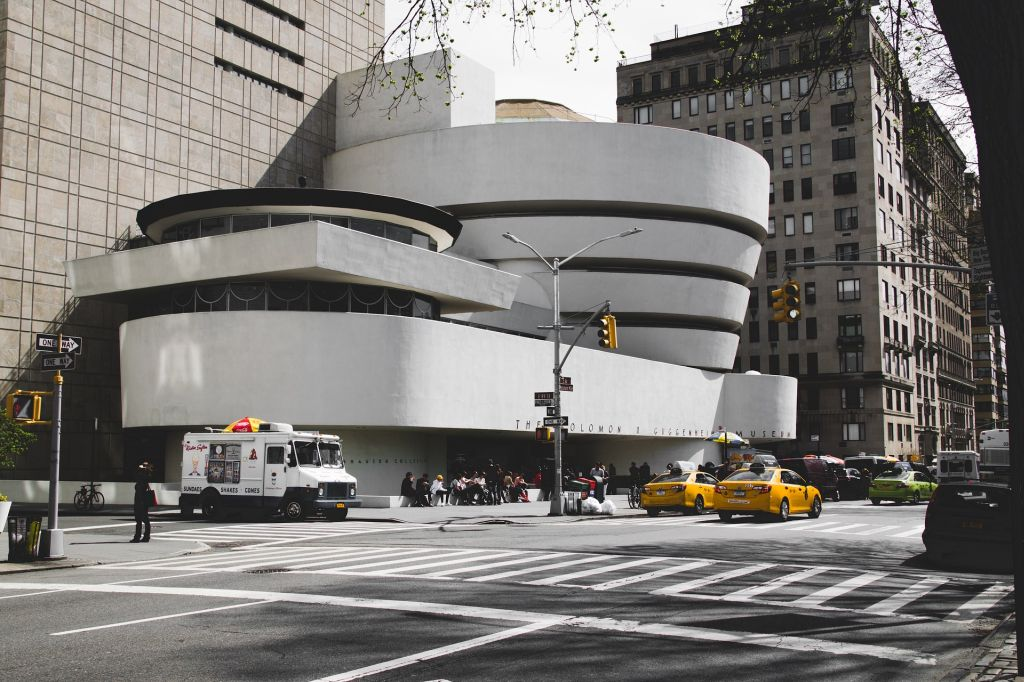 The Guggenheim, Nova York - https://www.guggenheim.org/ - Pixabay - Pixabay /Rota de Férias/ND