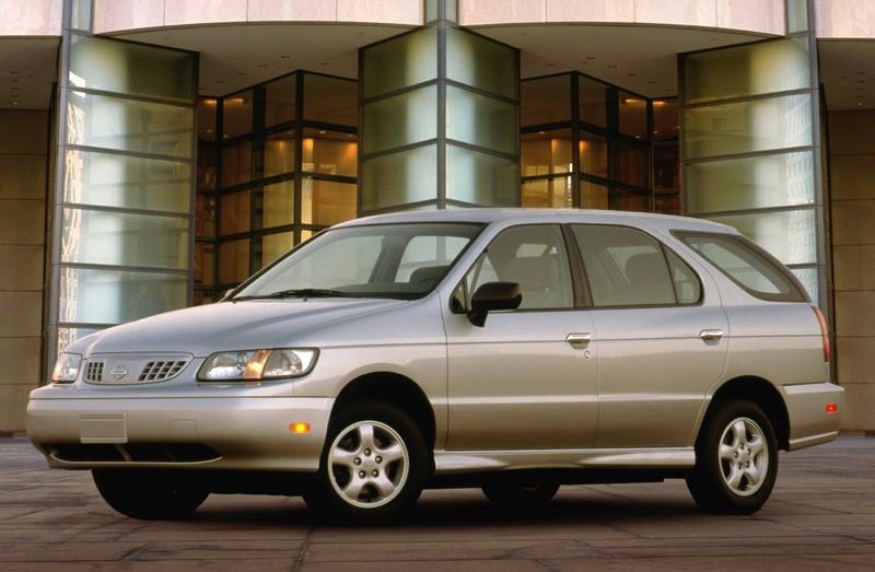 Nissan Altra (1999) - Foto: Divulgação/Nissan/Garagem 360/ND
