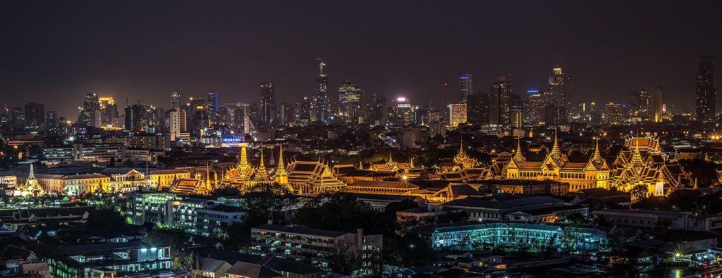 2. Bangkok, Tailândia - Pixabay - Pixabay /Rota de Férias/ND