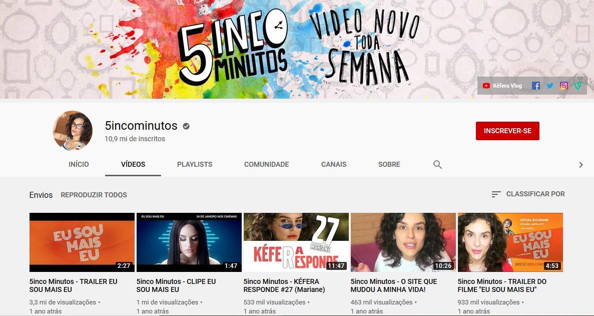 5incominutos (www.youtube.com/5incominutos) - Credit: Play YouTube 33Giga/NA