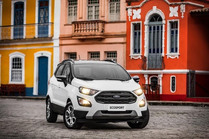20. Ford Ecosport – 2.050 unidades - Foto: Divulgação - Foto: Divulgação/Garagem 360/ND