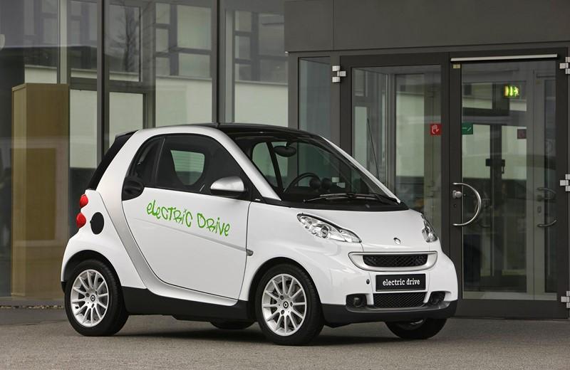 Smart ForTwo Eletric Drive (2009) - Foto: Divulgação/Smart/Garagem 360/ND
