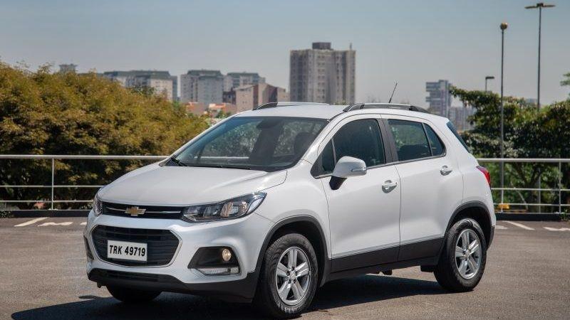 21. Chevrolet Tracker – 1.907 unidades - Foto: Divulgação - Foto: Divulgação/Garagem 360/ND