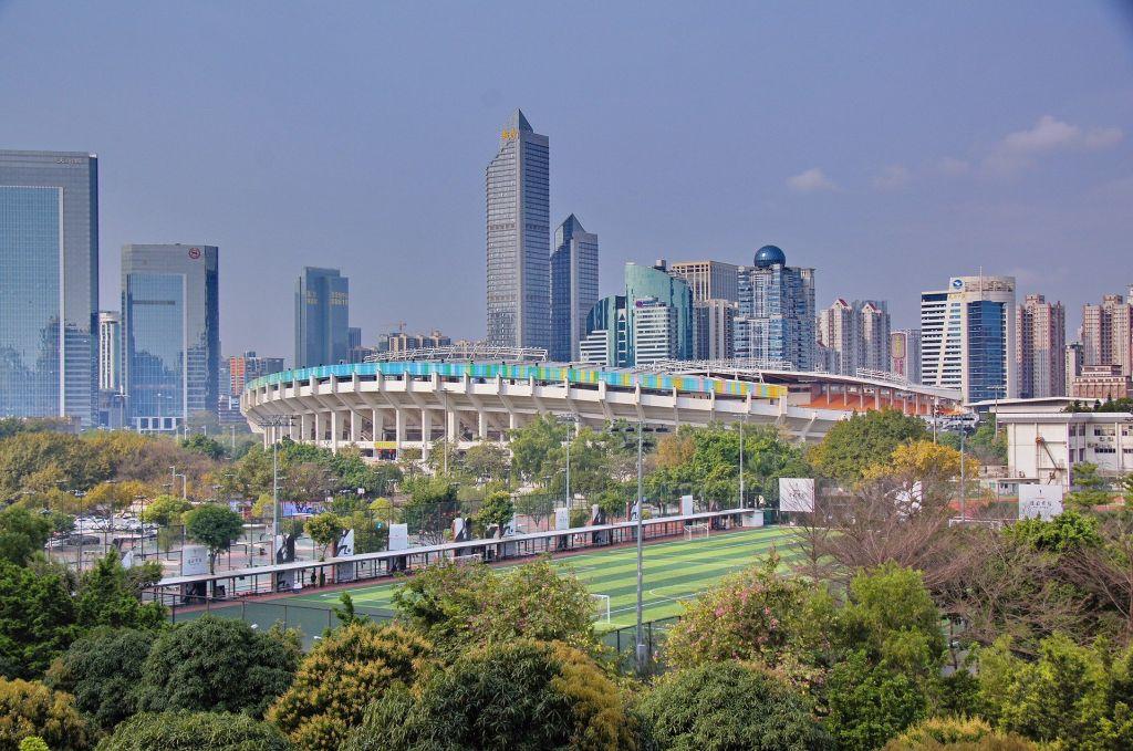 21. Guangzhou, China - Pixabay - Pixabay /Rota de Férias/ND