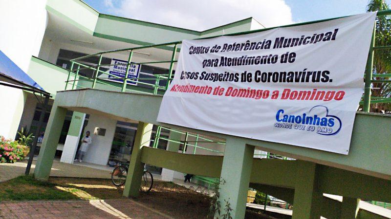 Paciente foi atendimento em Canoinhas, mas depois transferido para Joinville – Foto: Prefeitura de Canoinhas/Divulgação/ND