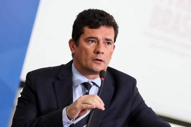 Sergio Moro – Foto: Marcos Corrêa/PR