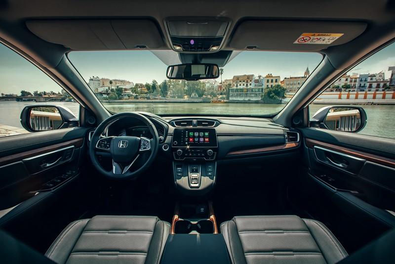 4- Honda CR-V: 105.446 unidades - Foto: Divulgação - Foto: Divulgação/Garagem 360/ND