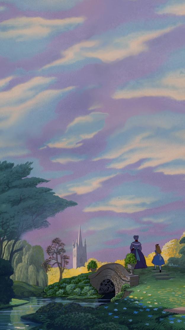 Alice no País das Maravilhas (1951) - Crédito: Disney Screencaps/33Giga/ND