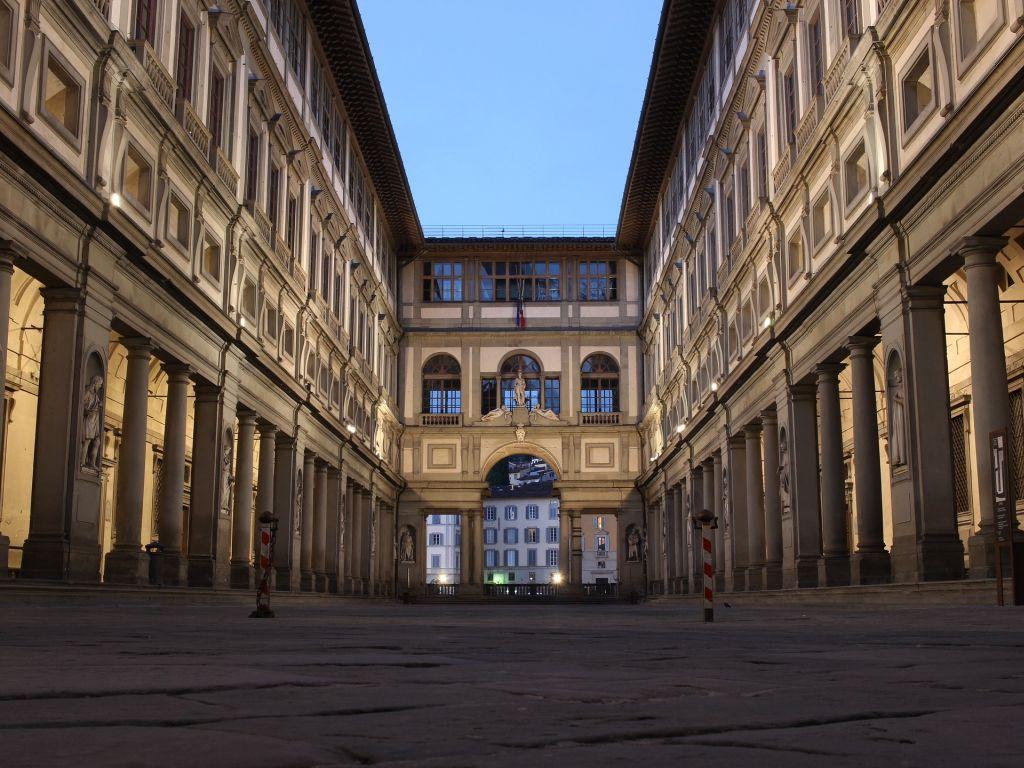 Galleria degli Uffizi, Florença - https://www.uffizi.it/gli-uffizi - Pixabay - Pixabay /Rota de Férias/ND