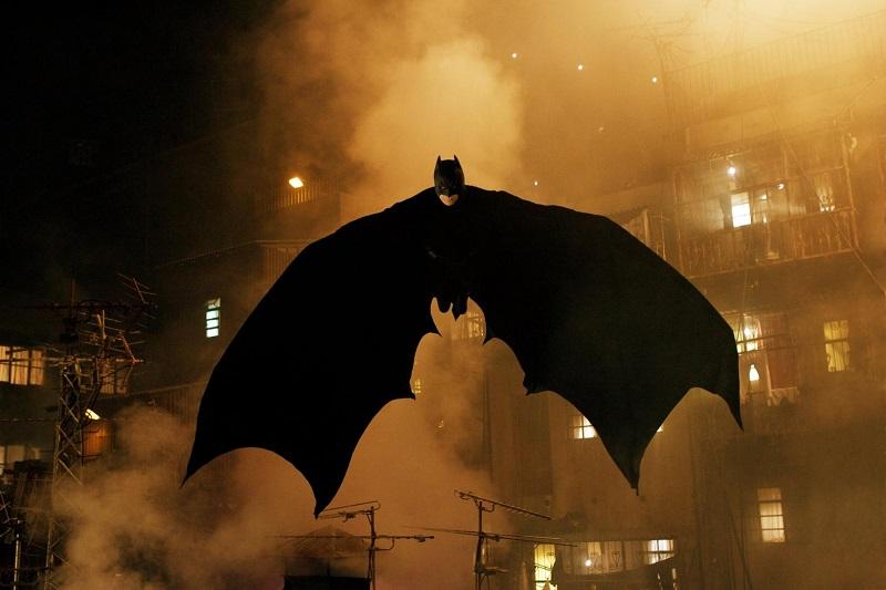 01/05 – Batman Begins (2005) - Crédito: Divulgação/Netflix/33Giga/ND