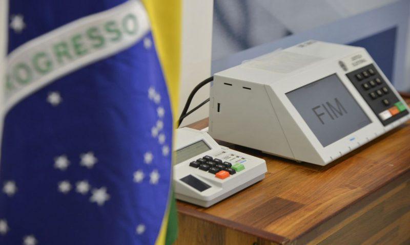 O Tribunal Superior Eleitoral (TSE) conclui a assinatura digital e lacração dos sistemas eleitorais que serão usados nas eleições de outubro (José Cruz/Agência Brasil) – Foto: José Cruz/Agência Brasil/Divulgação/ND