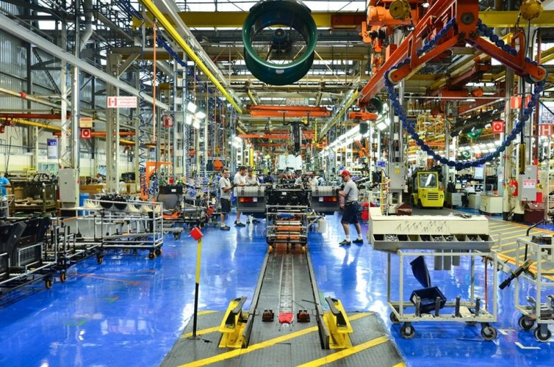 indústria de Joinville – Foto: Divulgação