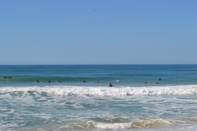 Surfe é uma das modalidades nominadas e liberadas pelo governo do Estado - Diogo de Souza