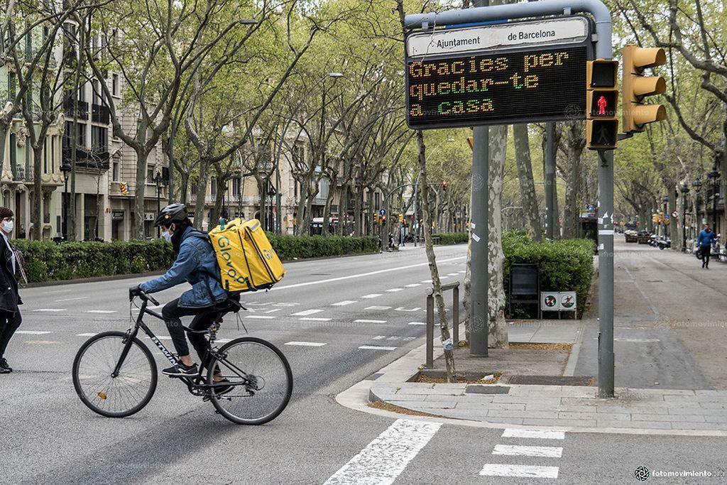 Barcelona, Espanha - Fotomovimiento/ Fotos Públicas - Fotomovimiento/ Fotos Públicas/Rota de Férias/ND