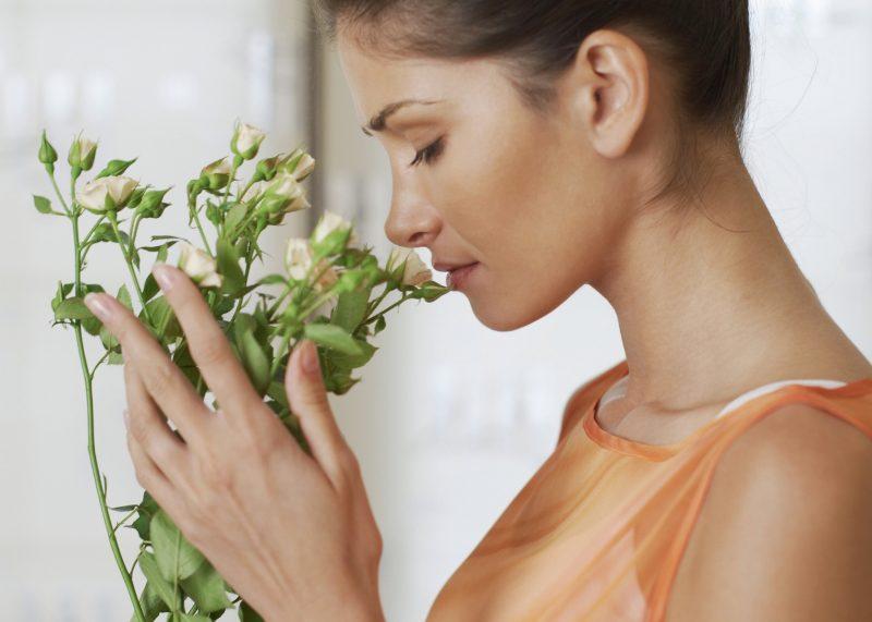Perda de olfato é um dos sintomas da Covid-19 – Foto: Stock Image/ND
