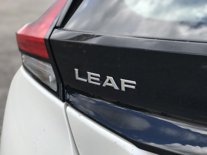 Nissan Leaf - Foto: Leo Alves - Foto: Leo Alves/Garagem 360/ND