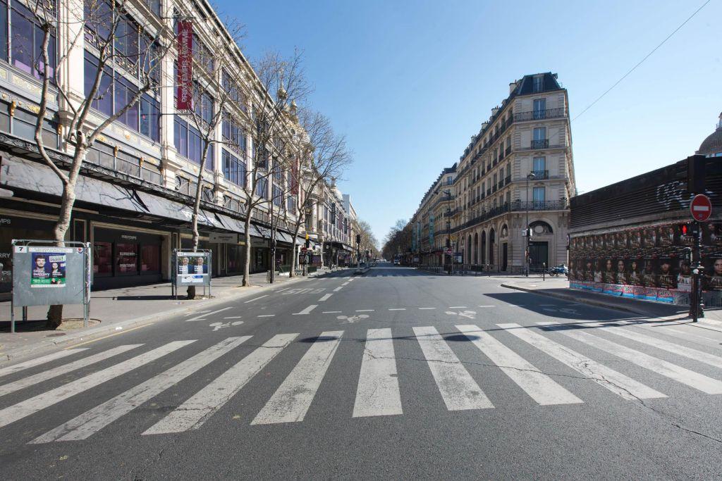 Paris, França - Jean-Baptiste Gurliat/ Fotos Públicas - Jean-Baptiste Gurliat/ Fotos Públicas/Rota de Férias/ND