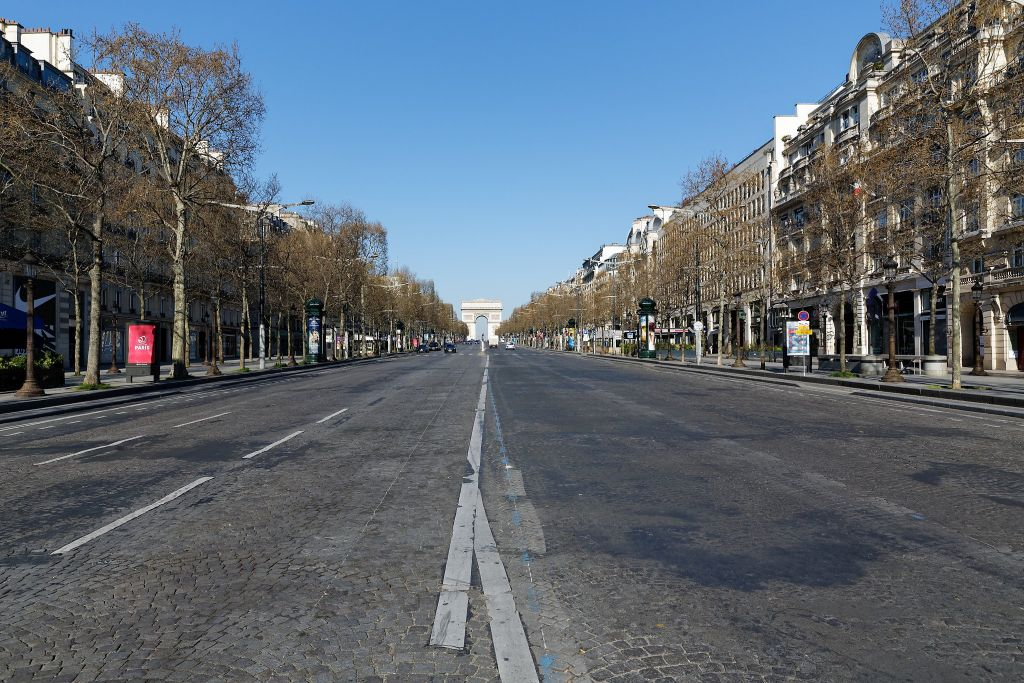 Paris, França - Henri Garat/ Fotos Públicas - Henri Garat/ Fotos Públicas/Rota de Férias/ND