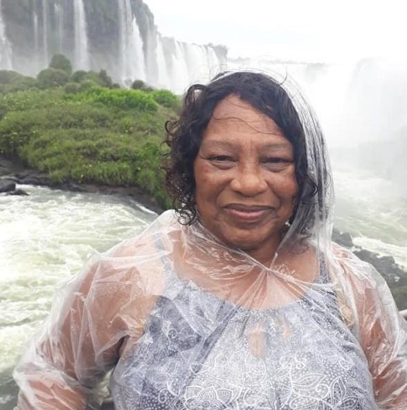 Luiza Amélia da Silva, de 70 anos, foi a segunda vítima do novo coronavírus em Joinville. Amélia era servidora aposentada da Câmara de Vereadores de Joinville e morreu no dia 12 de abril. Confira a reportagem completa: https://bit.ly/2ybF1oK - Câmara de Vereadores de Joinville/Divulgação/ND