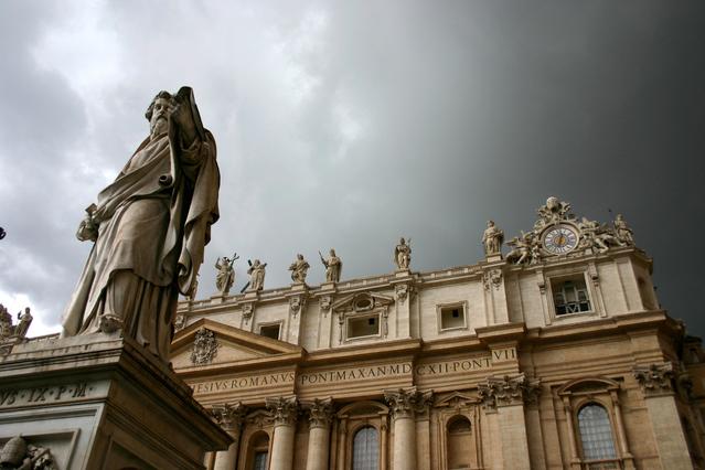 Vaticano - John Hughes from FreeImages - John Hughes from FreeImages/Rota de Férias/ND