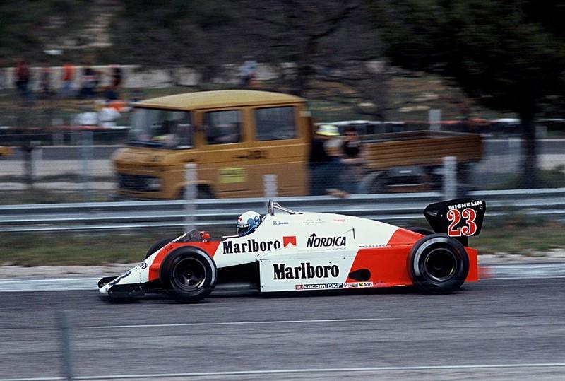 Alfa Romeo 182 (1982) - Foto: Divulgação - Foto: Divulgação/Garagem 360/ND