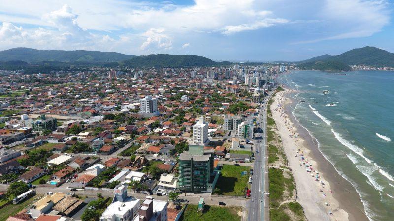 Município de Navegantes, no Vale do Itajaí, tem o maior índice de sustentabilidade ambiental de Santa Catarina – Foto: Prefeitura de Navegantes/Divulgação/ND
