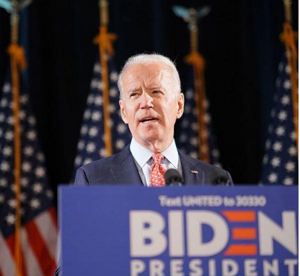 Biden foi eleito presidente dos Estados Unidos após dias de votação – Foto: Reprodução Instagram/ND