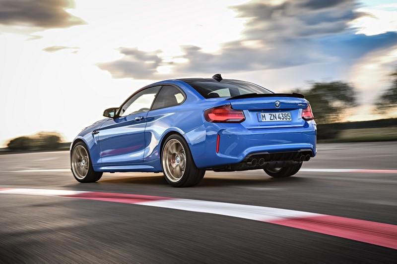 BMW M2 CS - Foto: Divulgação/BMW/Garagem 360/ND