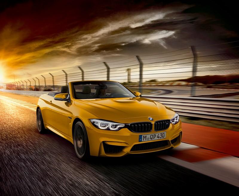 BMW M4 Cabrio - Foto: Divulgação/BMW/Garagem 360/ND