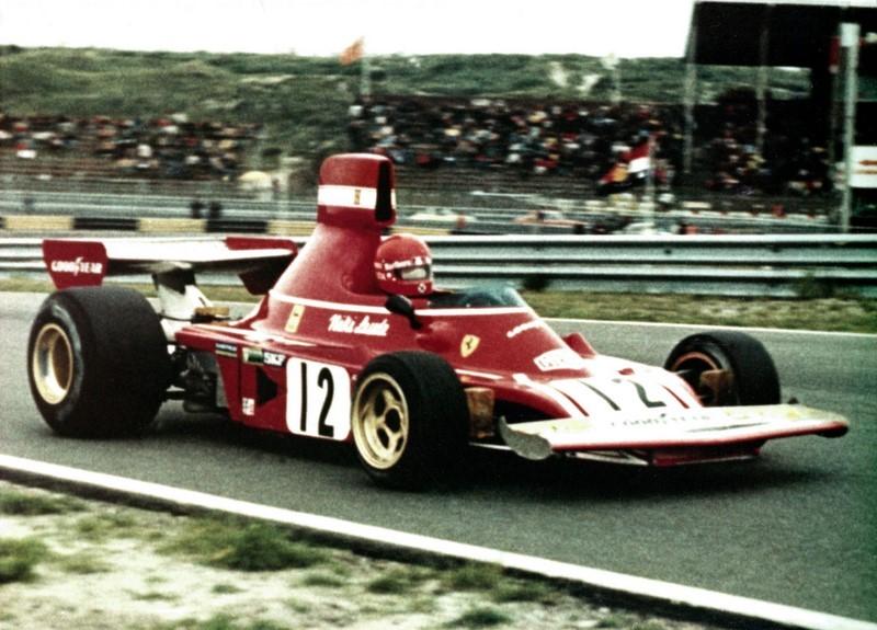 Ferrari 312 B3 (1974) - Foto: Divulgação - Foto: Divulgação/Garagem 360/ND