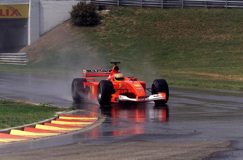 Ferrari F2001 (2001) - Foto: Divulgação - Foto: Divulgação/Garagem 360/ND