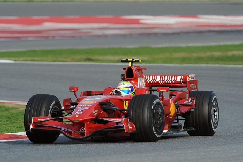 Ferrari F2008 (2008) - Foto: Divulgação - Foto: Divulgação/Garagem 360/ND
