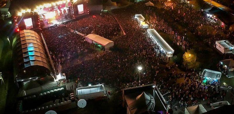 Festa do Pinhão, em Lages