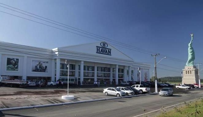 Lojas Havan – Foto: Reprodução/ND