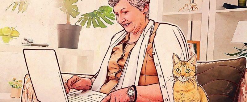 Alerta: idosos são mais suscetíveis a cair em golpes online durante pandemia - Divulgação