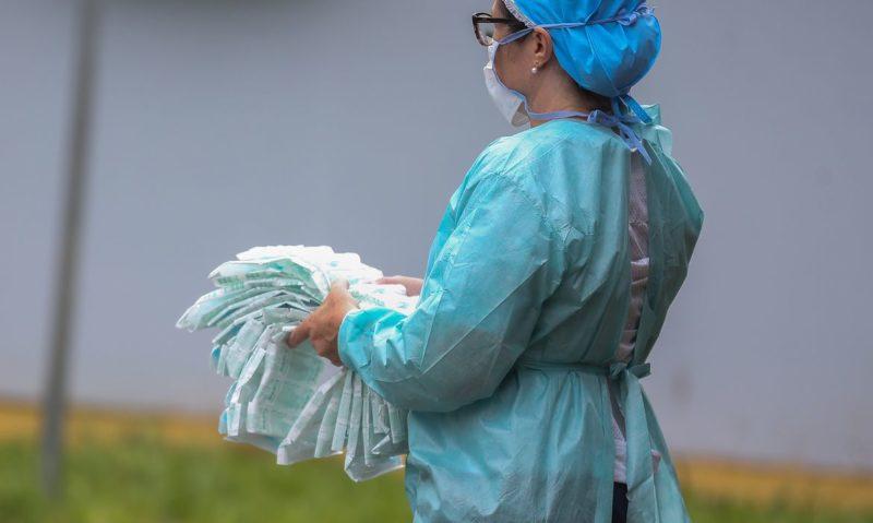 Profissionais da saúde de SC receberão gratificações por quatro meses – Foto: Marcello Casal Jr / Agência Brasil / ND