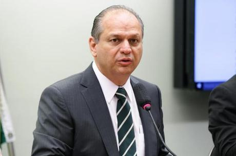 Ricardo Barros está com Covid-19 – Foto: Michel Jesus/Câmara dos Deputados/Divulgação